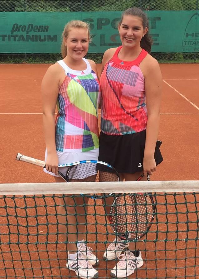 Jennifer und Jacqueline Schütz