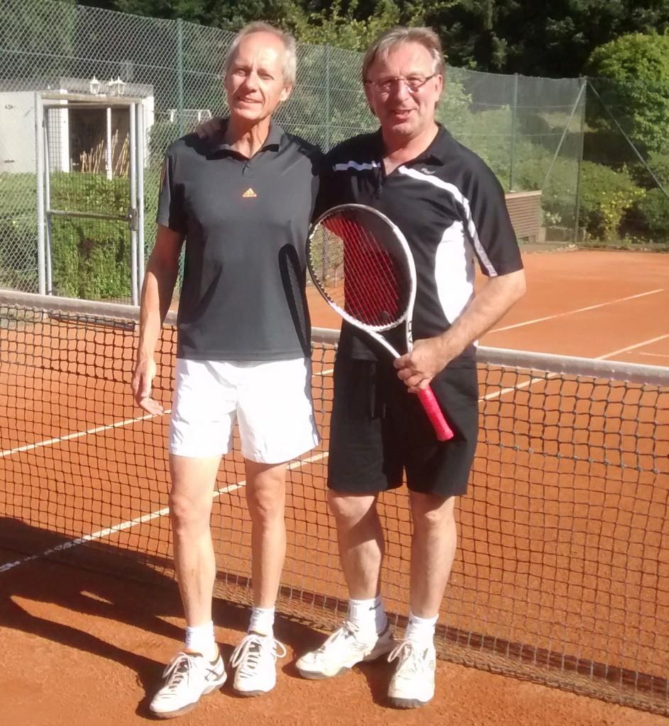 Detlef Storz und Andreas Boock