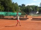PSV Tenniscamp 2016 Platz
