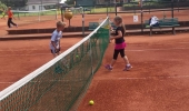 PSV Tenniscamp 2016 die Jüngsten