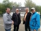 PSV Vorstand und Vertreter des Sportverbands