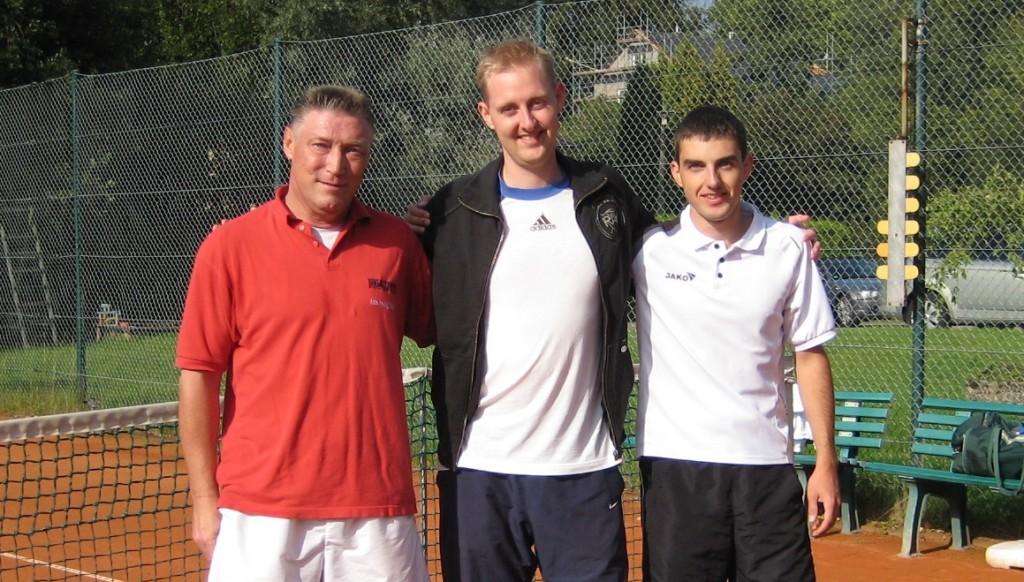 PSV Vereinsmeister 2010 HerrenEinzel