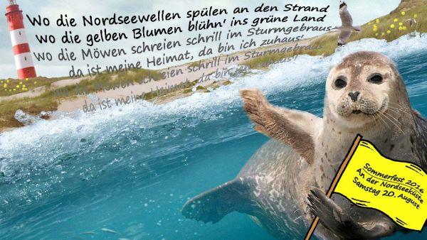 nordsee sommerfestk