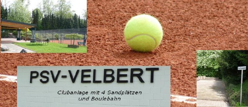PSV Tennisanlage